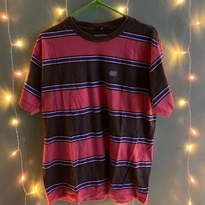 Stripes Obey T-Shirt
